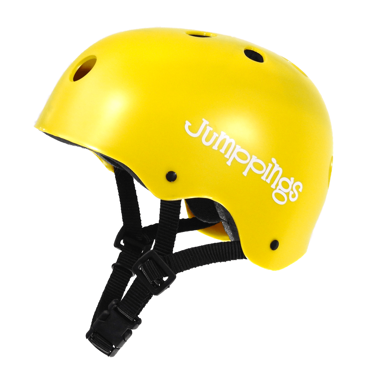 Capacete Infantil Esportivo Amarelo