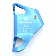 Blocante Ascensor Ventral LEVI para Cordas 10 a 12,5mm EN567