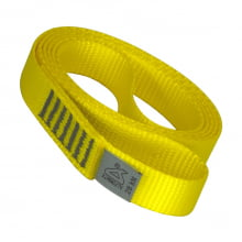Anel de Fita Plana 60cm 25mm 28kN Amarelo Alpimonte®