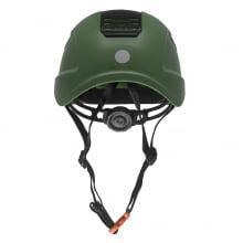 Capacete Focus Verde - Classe A, Tipo III, Ca 14816 (Uso geral)