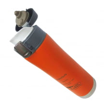 Garrafa (cantil) Mug Térmica LiquidSafe Inox 430ml Laranja