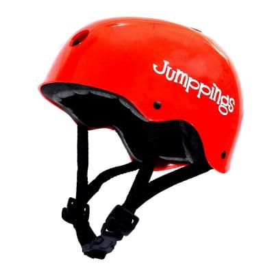 Capacete P Esportivo Vermelho Rapel Escalada Tirolesa Skate