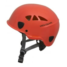 Capacete Ares ABS Vermelho - Classe A, TIPO III, CA 32260 (Uso geral)