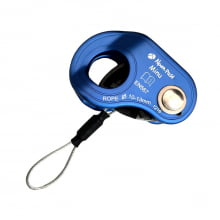 Blocante Micro Ascensor MINU para Cordas 10 a 13mm Azul
