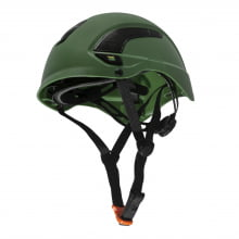 Capacete Focus Verde - Classe A, Tipo III, CA 14816 (Uso geral)