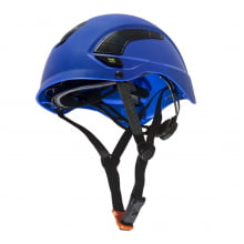 Capacete Focus Azul - Classe A, Tipo III, CA 14816 (Uso geral)