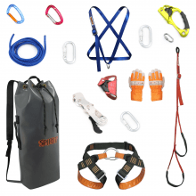 Kit Vertical Espeleo Basic