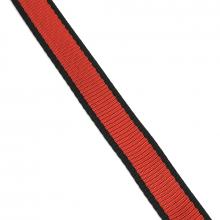 Fita Tubular 25mm 16kN Vermelha (Metro)