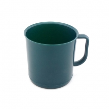 Caneco Plástico (Nylon) de Alta Resistência Verde
